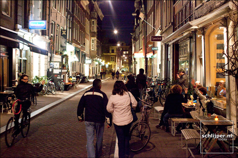 Nederland, Amsterdam, 8 april 2009