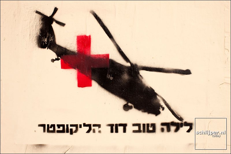 Israel, Tel Aviv, 13 april 2009