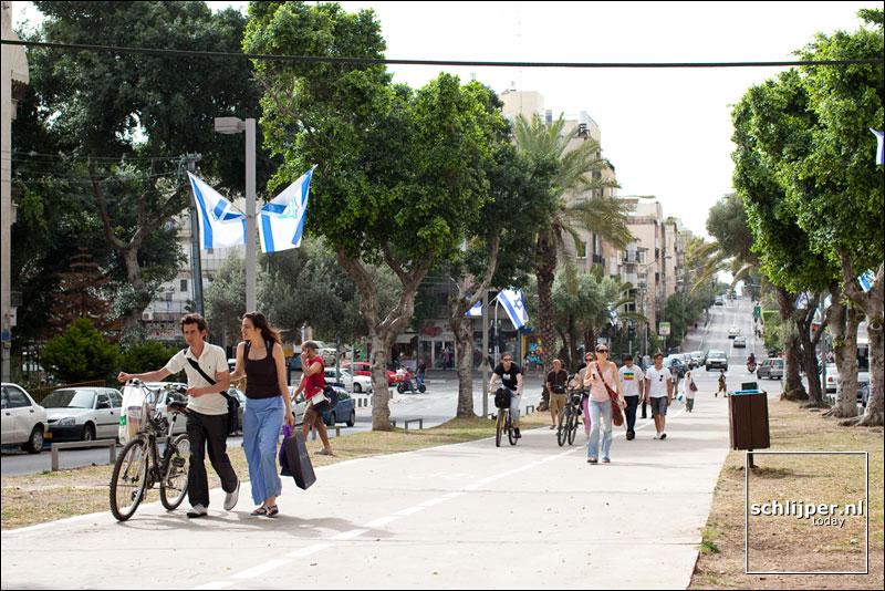 Israel, Tel Aviv, 14 april 2009