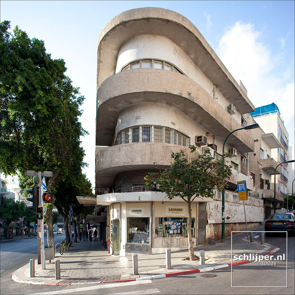 Israel, Tel Aviv, 17 april 2009
