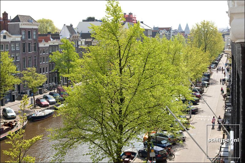 Nederland, Amsterdam, 25 april 2009