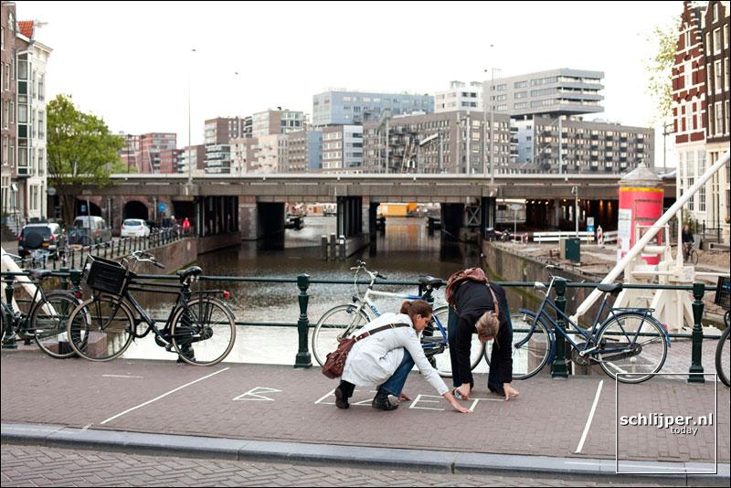 Nederland, Amsterdam, 27 april 2009