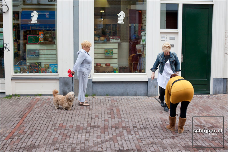 Nederland, Amsterdam, 28 april 2009
