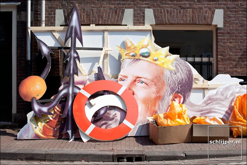 Nederland, Amsterdam, 1 mei 2009