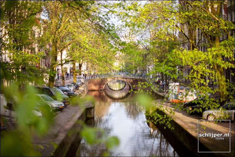 Nederland, Amsterdam, 17 mei 2009