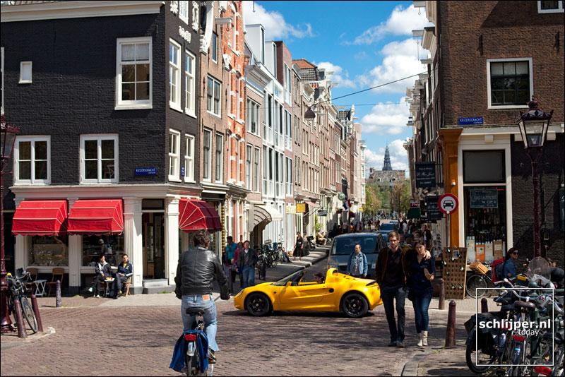 Nederland, Amsterdam, 22 mei 2009
