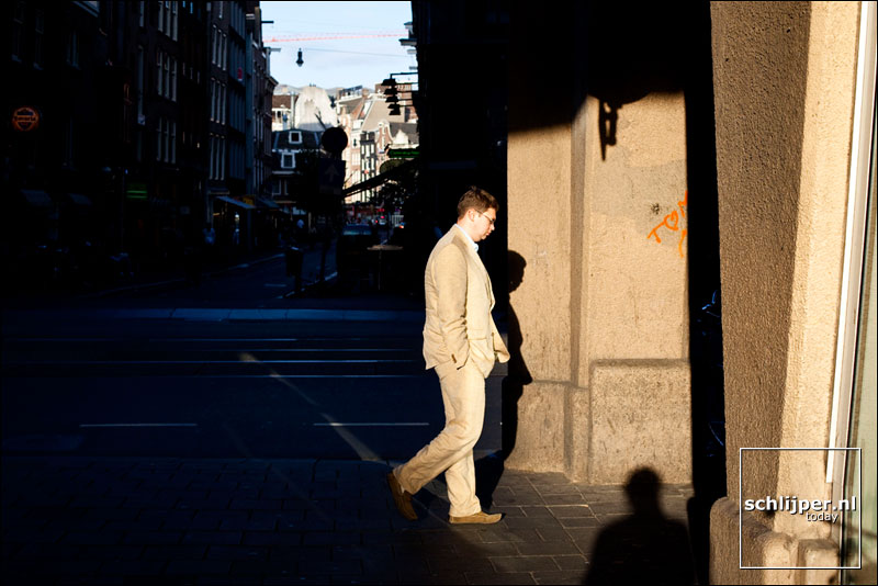 Nederland, Amsterdam, 3 juni 2009