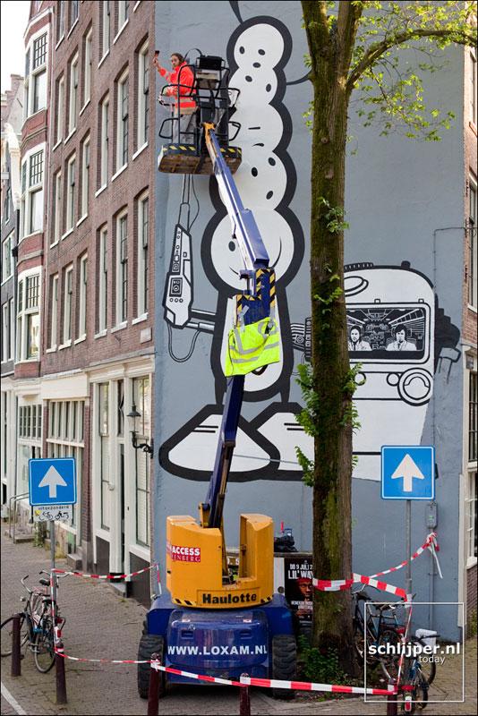 Nederland, Amsterdam, 9 juni 2009