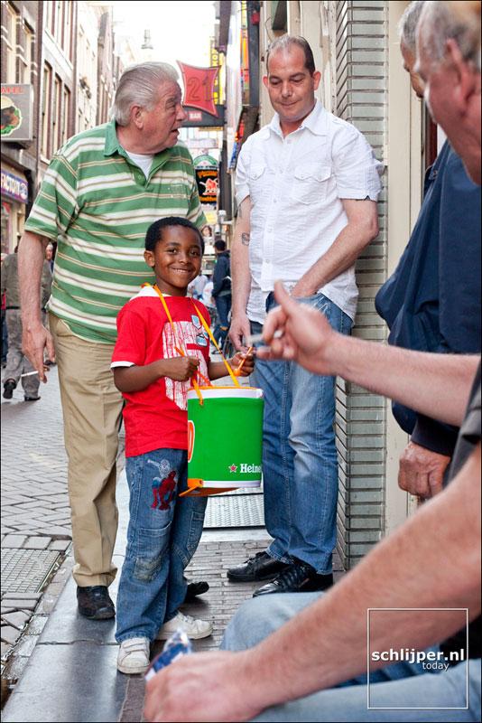 Nederland, Amsterdam, 14 juni 2009