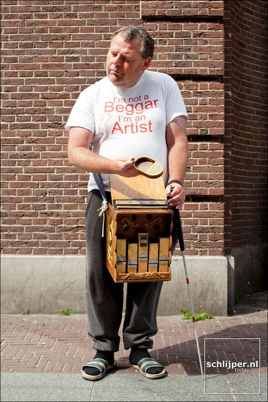 Nederland, Amsterdam, 17 juni 2009