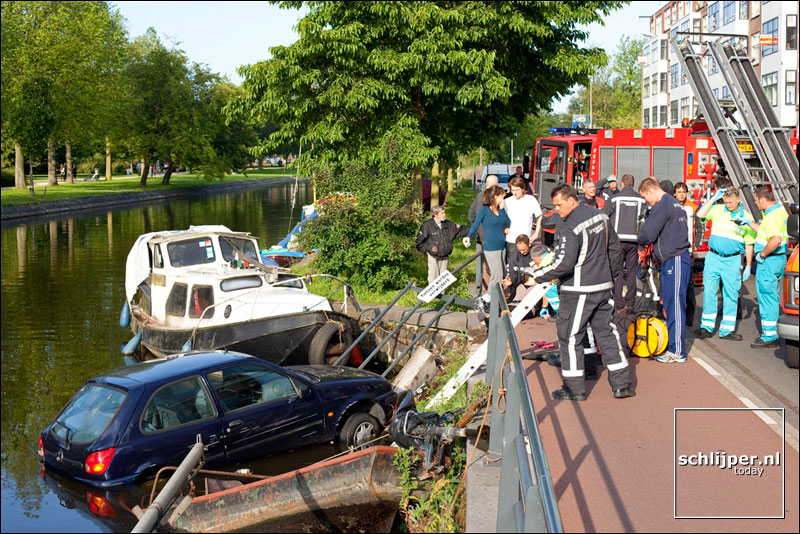 Nederland, Amsterdam, 22 juni 2009