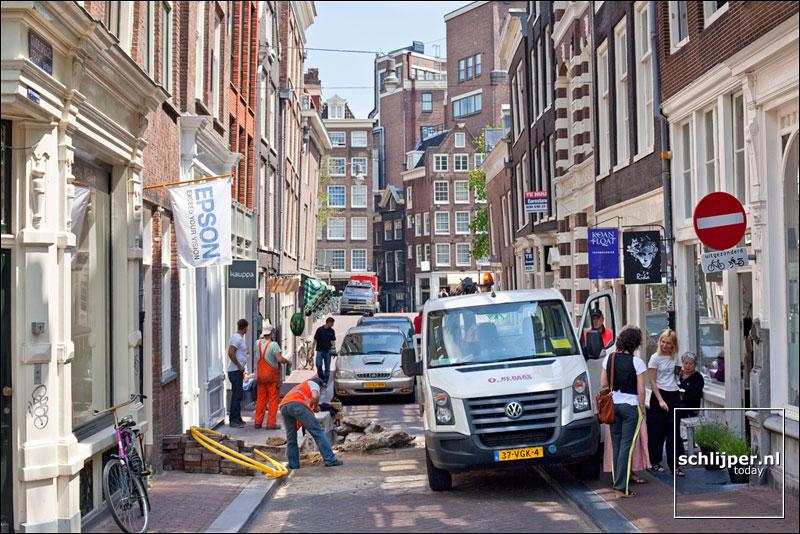Nederland, Amsterdam, 24 juni 2009