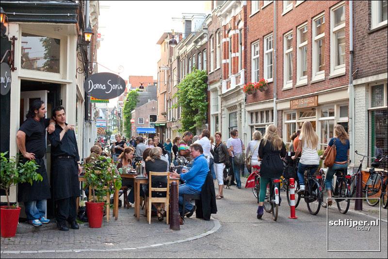 Nederland, Amsterdam, 26 juni 2009
