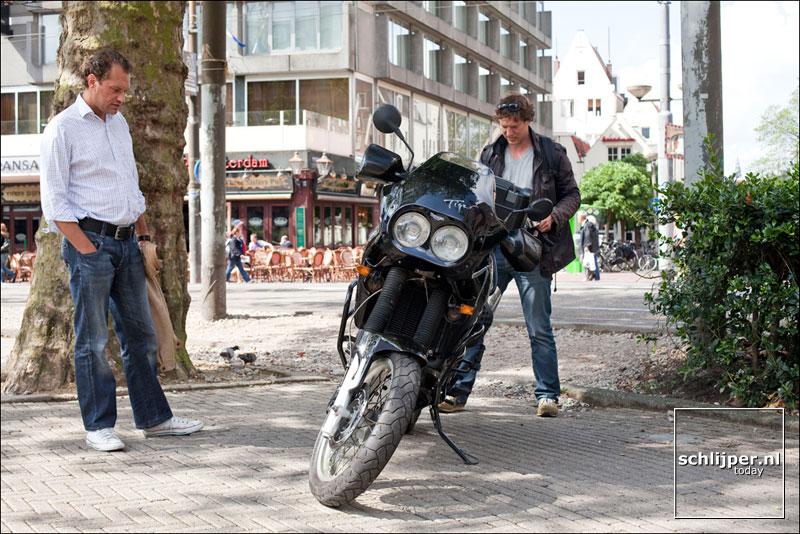 Nederland, Amsterdam, 7 juli 2009