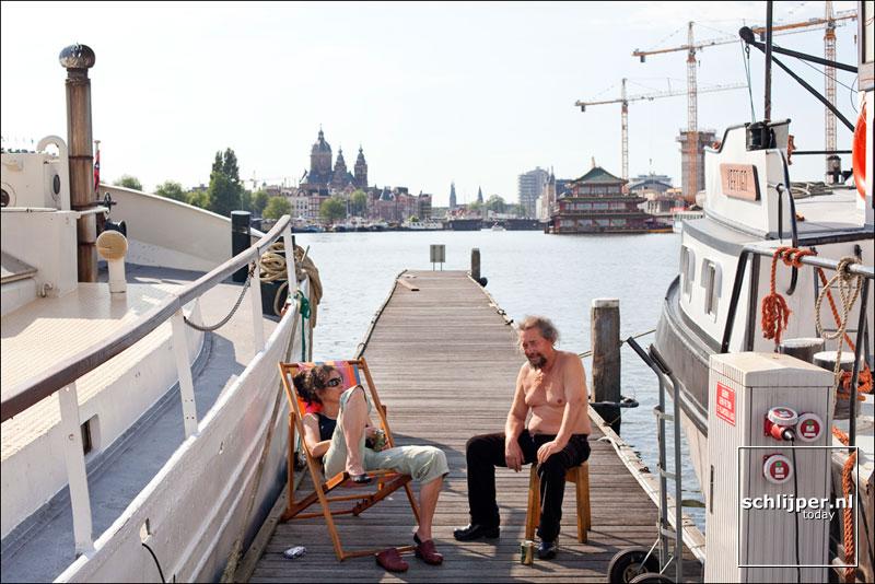 Nederland, Amsterdam, 13 juli 2009