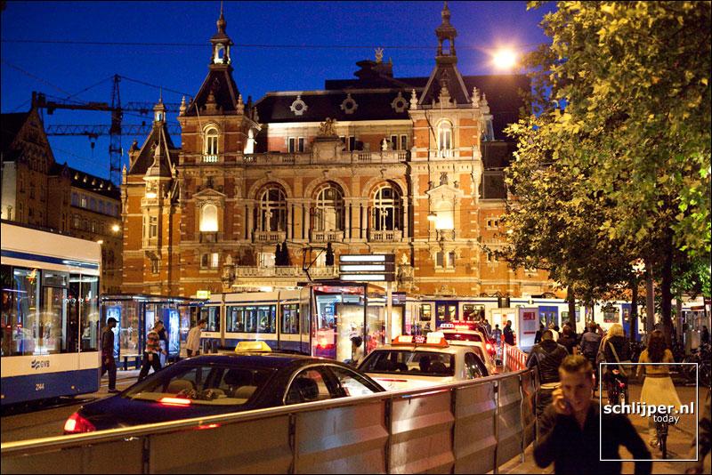 Nederland, Amsterdam, 17 juli 2009