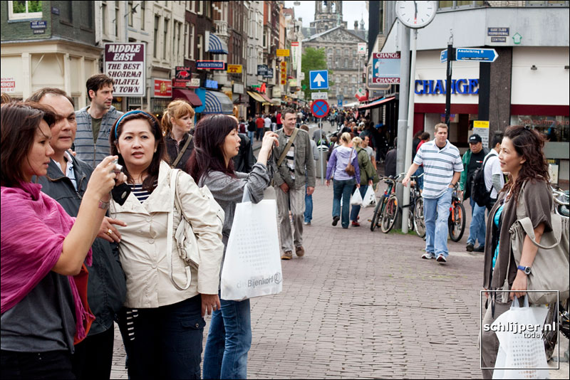 Nederland, Amsterdam, 18 juli 2009