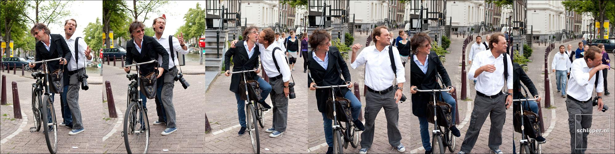 Nederland, Amsterdam, 19 juli 2009