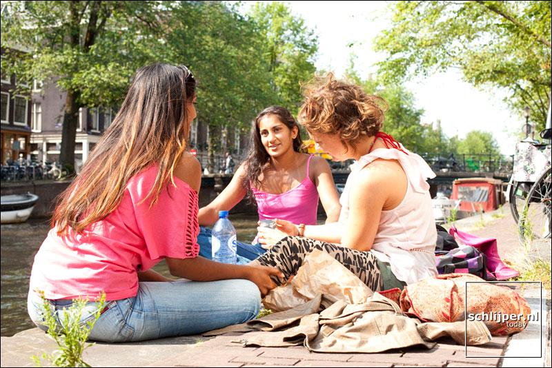 Nederland, Amsterdam, 22 juli 2009