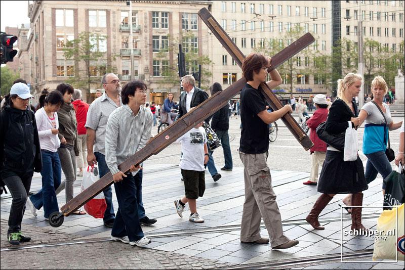 Nederland, Amsterdam, 30 juli 2009