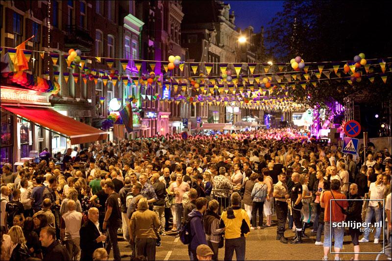 Nederland, Amsterdam, 31 juli 2009
