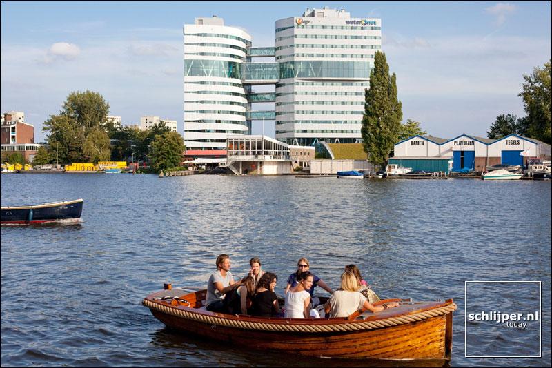 Nederland, Amsterdam, 16 augustus 2009