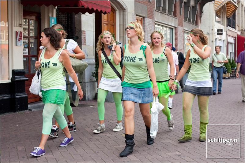 Nederland, Amsterdam, 19 augustus 2009