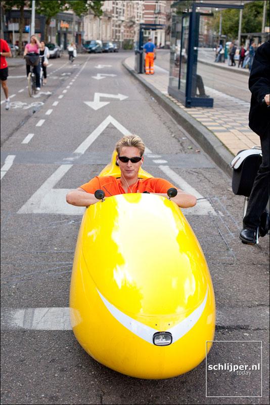 Nederland, Amsterdam, 29 augustus 2009