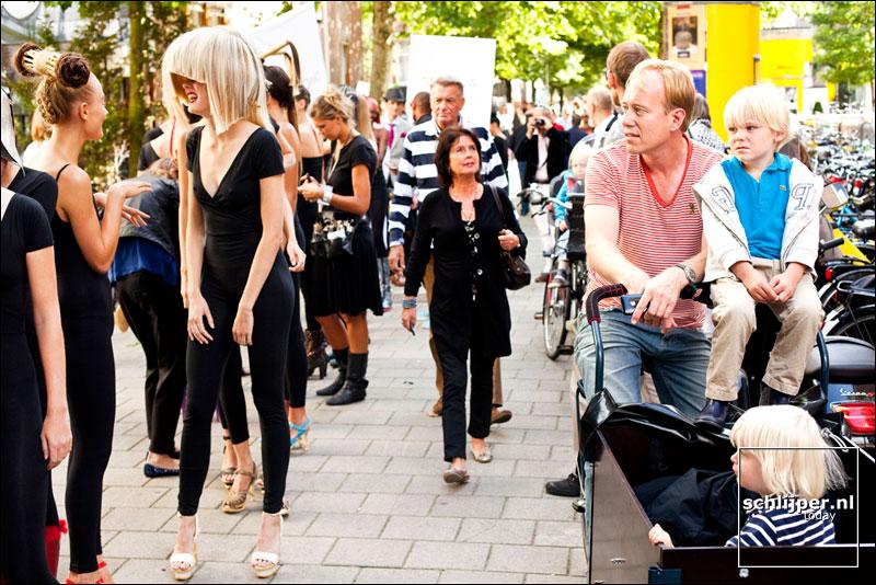 Nederland, Amsterdam, 30 augustus 2009