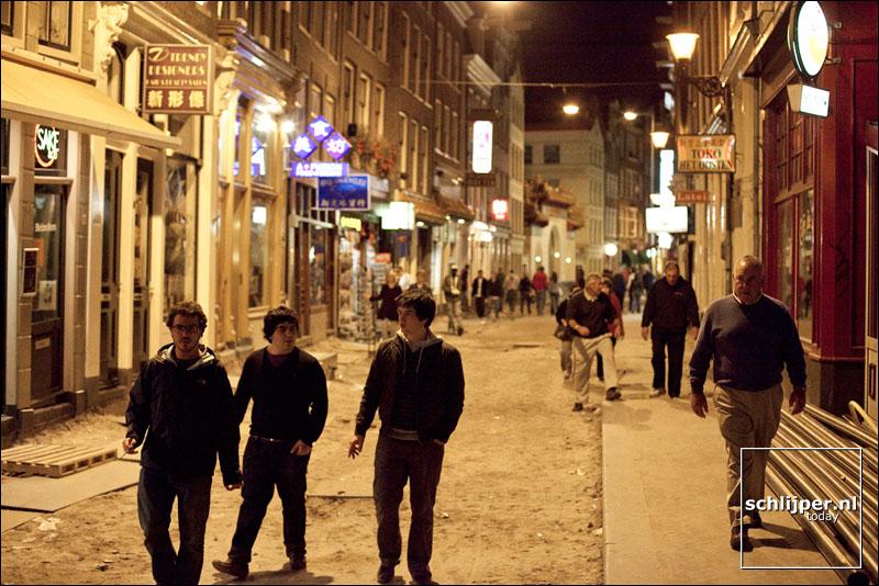 Nederland, Amsterdam, 6 september 2009