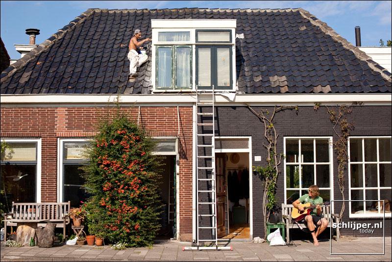 Nederland, Amsterdam, 7 september 2009