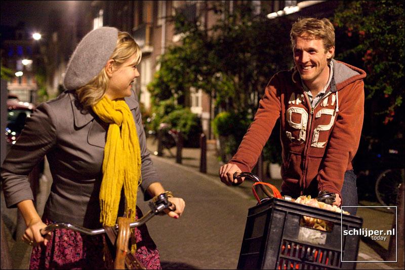 Nederland, Amsterdam, 12 september 2009