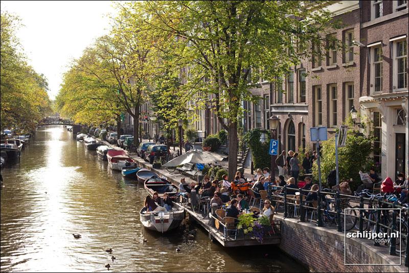 Nederland, Amsterdam, 13 september 2009
