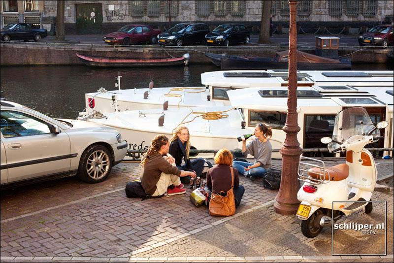 Nederland, Amsterdam, 16 september 2009
