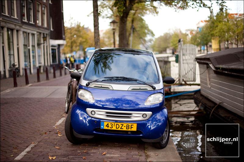 Nederland, Amsterdam, 1 oktober 2009