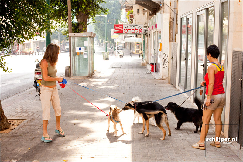 Israel, Tel Aviv, 3 oktober 2009