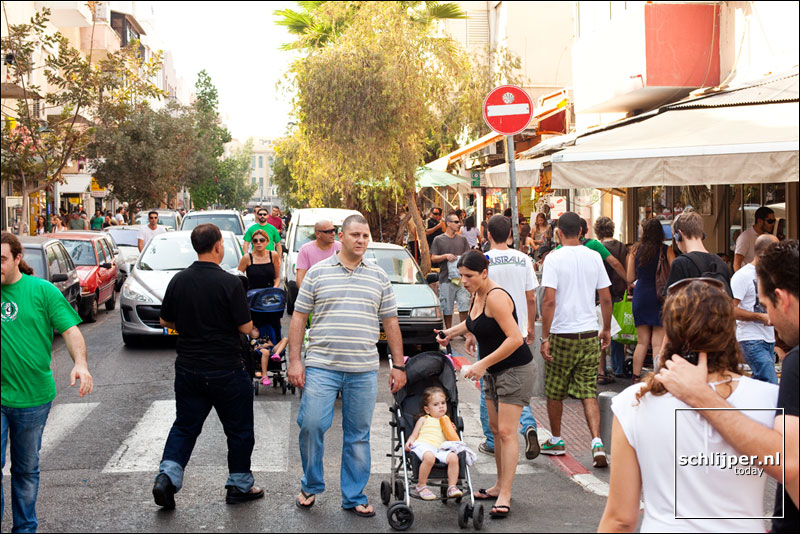 Israel, Tel Aviv, 9 oktober 2009