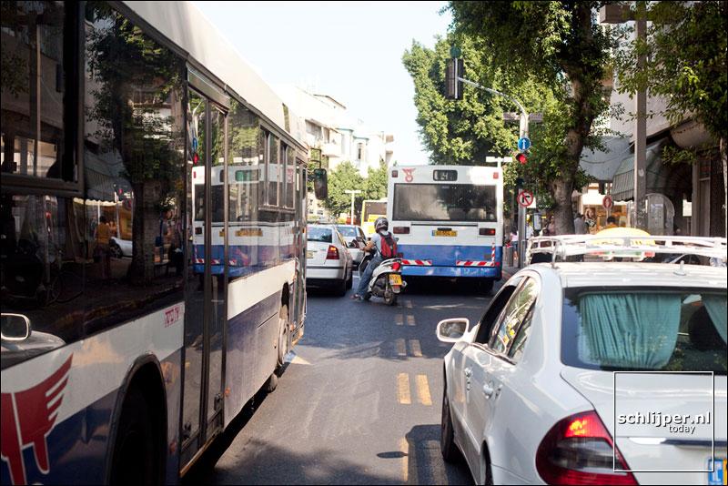 Israel, Tel Aviv, 14 oktober 2009