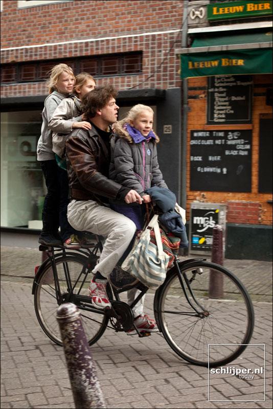 Nederland, Amsterdam, 27 oktober 2009
