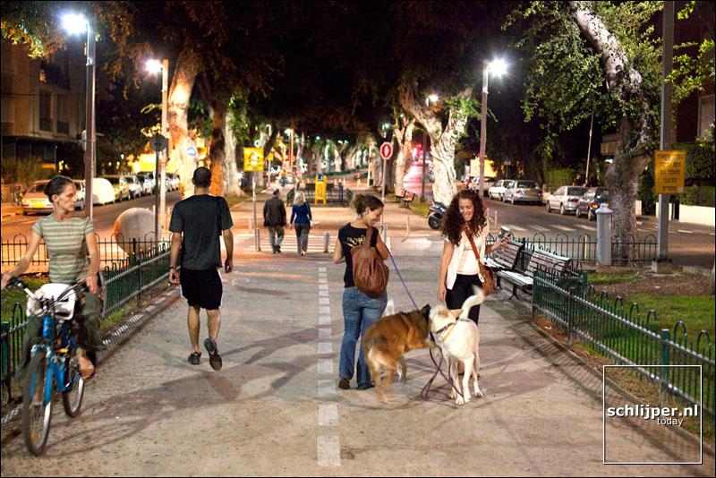 Israel, Tel Aviv, 28 oktober 2009