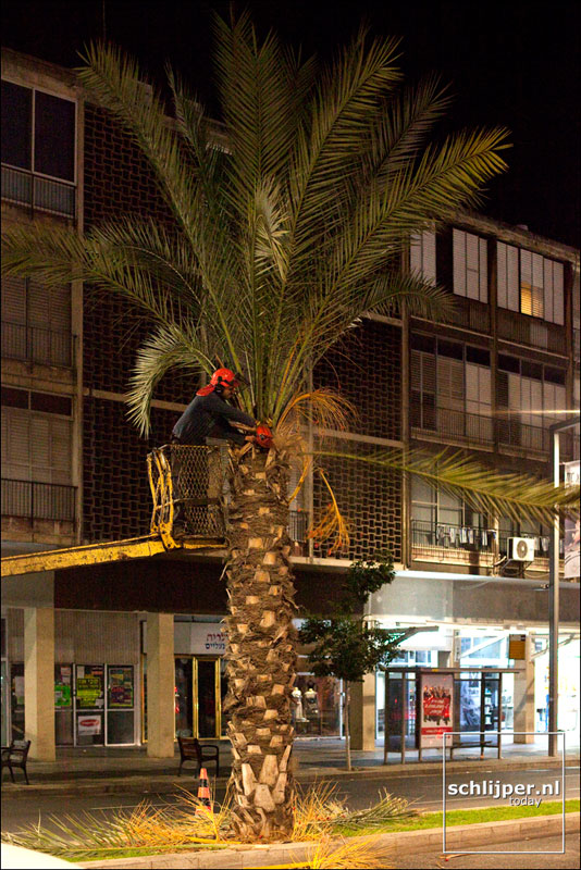 Israel, Tel Aviv, 8 november 2009