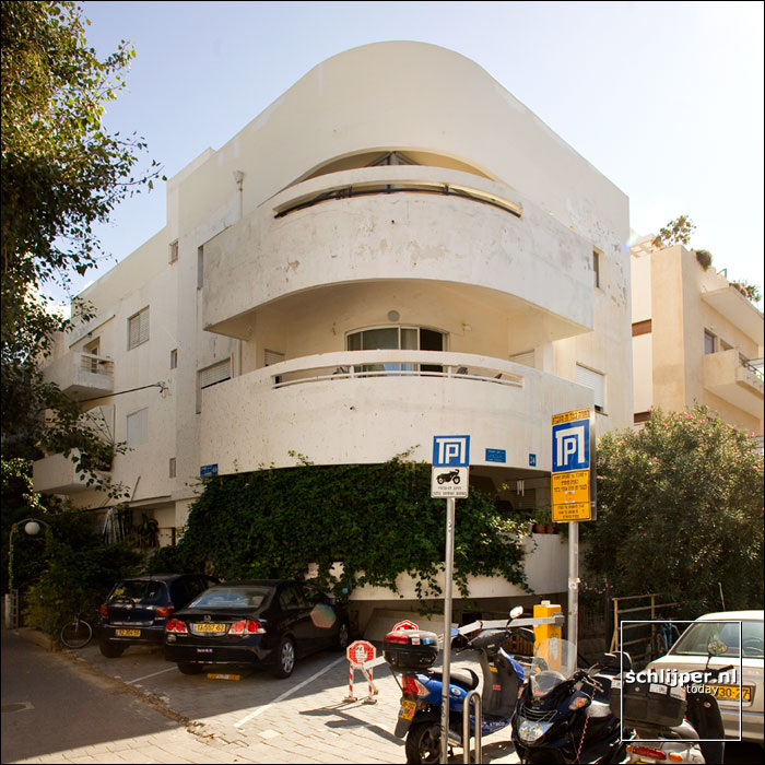 Israel, Tel Aviv, 14 november 2009