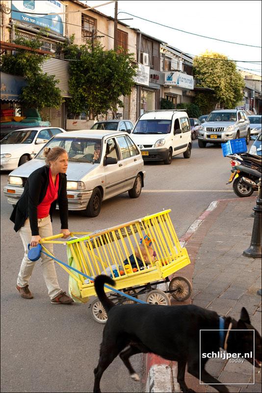 Israel, Tel Aviv, 17 november 2009