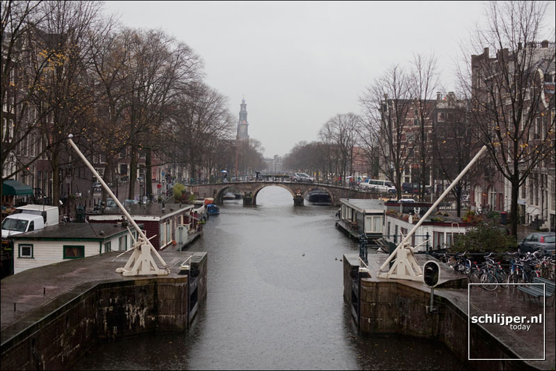 Nederland, Amsterdam, 23 november 2009