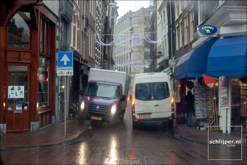 Nederland, Amsterdam, 24 november 2009