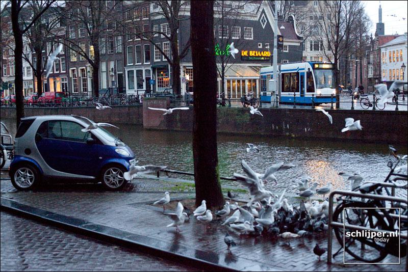 Nederland, Amsterdam, 3 december 2009