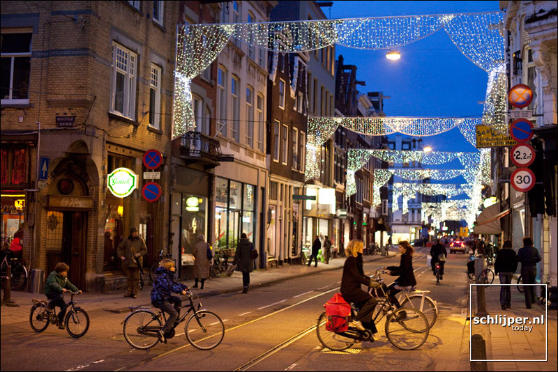 Nederland, Amsterdam, 7 december 2009