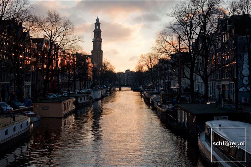 Nederland, Amsterdam, 13 december 2009