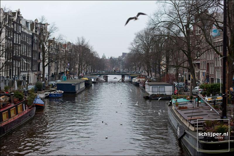 Nederland, Amsterdam, 14 december 2009