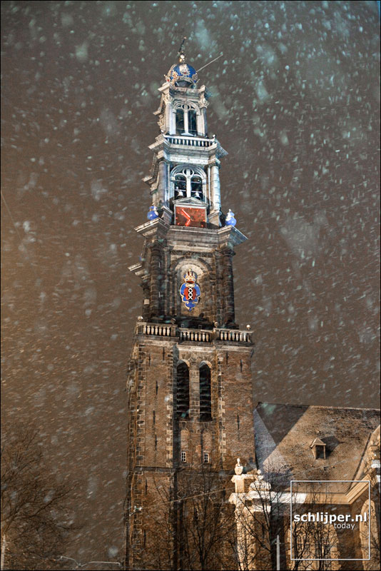 Nederland, Amsterdam, 17 december 2009